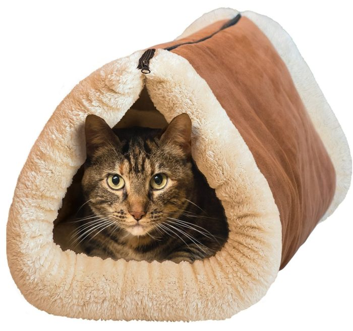 Tube Cat Mat and Bed