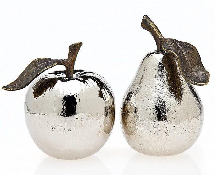 Apple & Pear Shaker Set