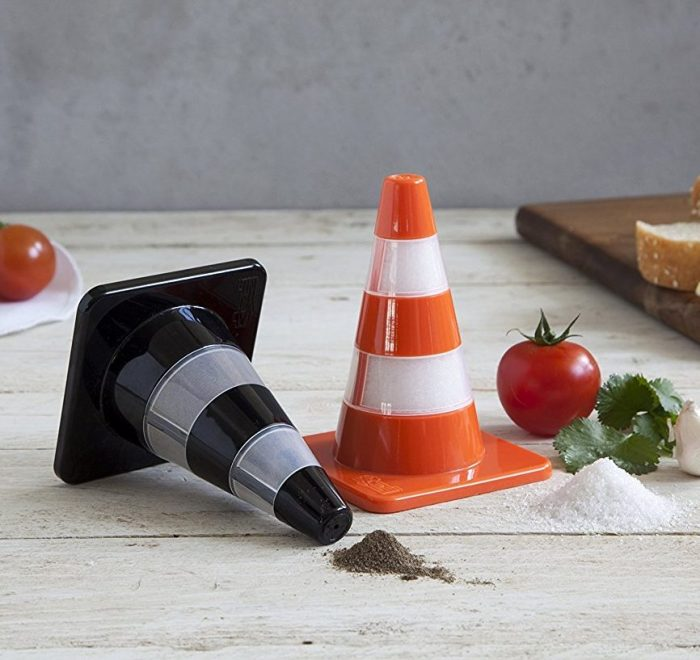 Funny Traffic Cone Shape Shakers