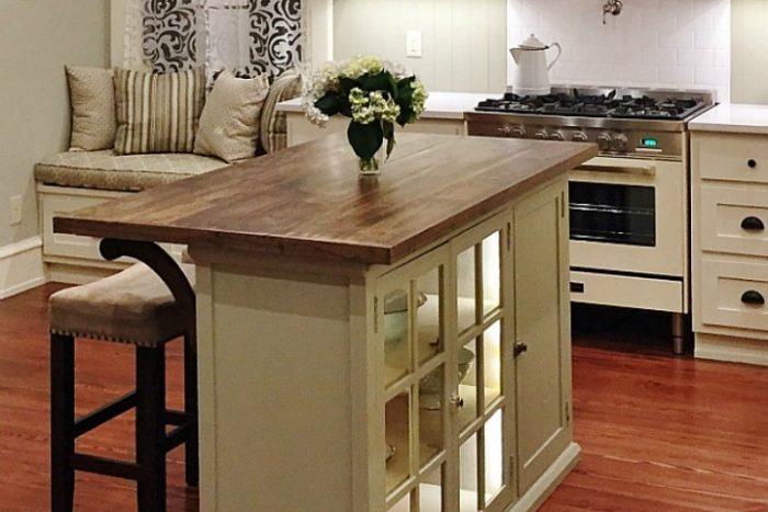 Kitchen DIY Island Project