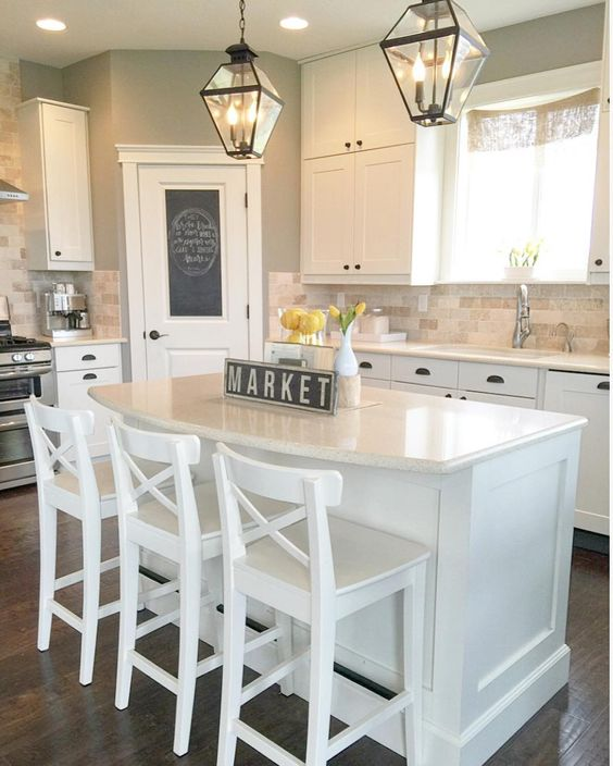 Kitchen Design Center Island