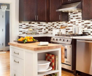 Amazing Island Kitchen Patterns for Small Kitchen