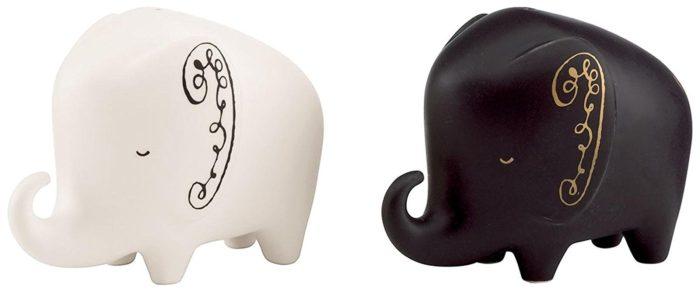 Modern Elephant Shakers