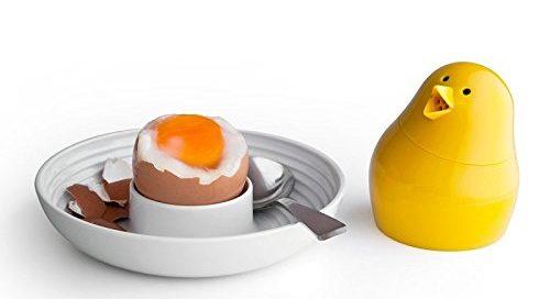 Novelty Egg Holder Shaker