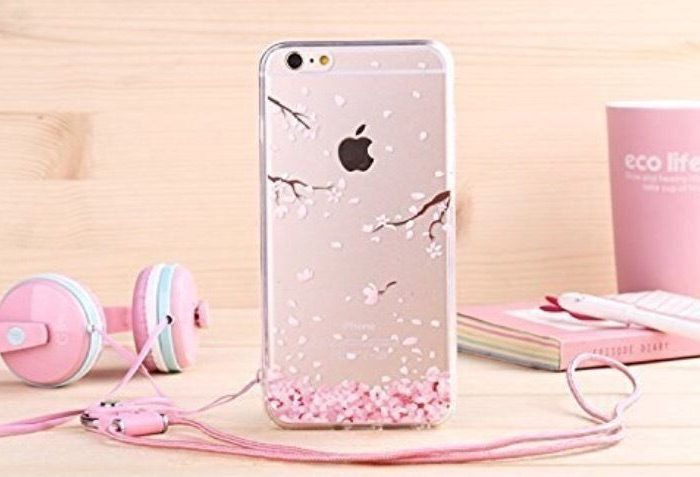 Pretty Pink Iphone Case Cover