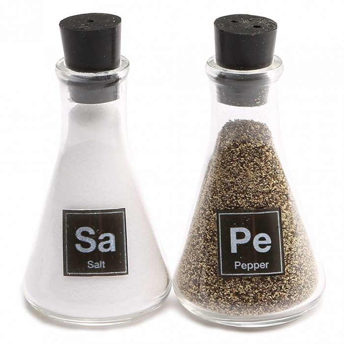 Science Flask Themed Shakers