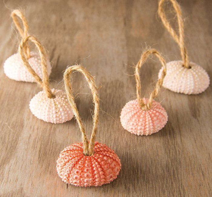 Sea Urchin Ornaments
