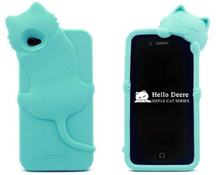 Shy Kiki Cat Iphone Case Cover