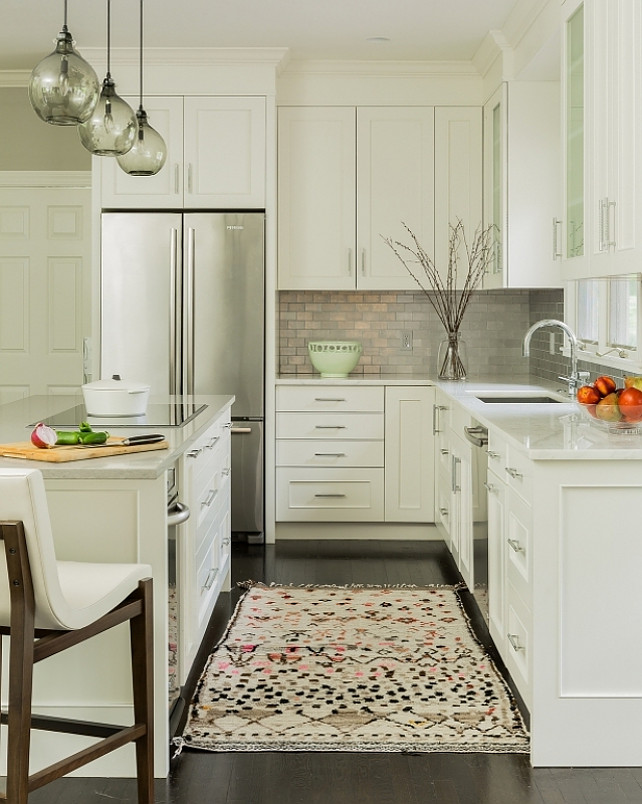 Amazing Island Kitchen Patterns for Small Kitchen | Home Designing