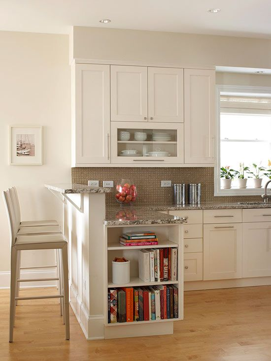 Small and Sunny Kitchen