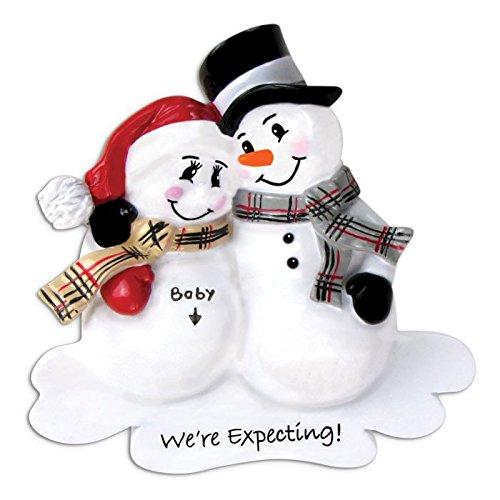 Snowmen Family Ornament