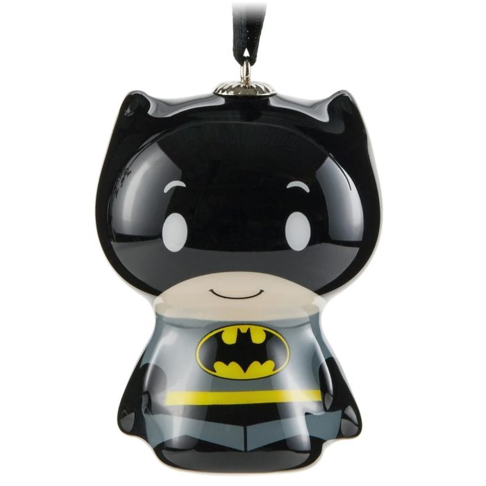 Superhero Christmas Tree Ornament