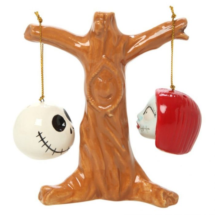 Tree Ornament Themed Shakers