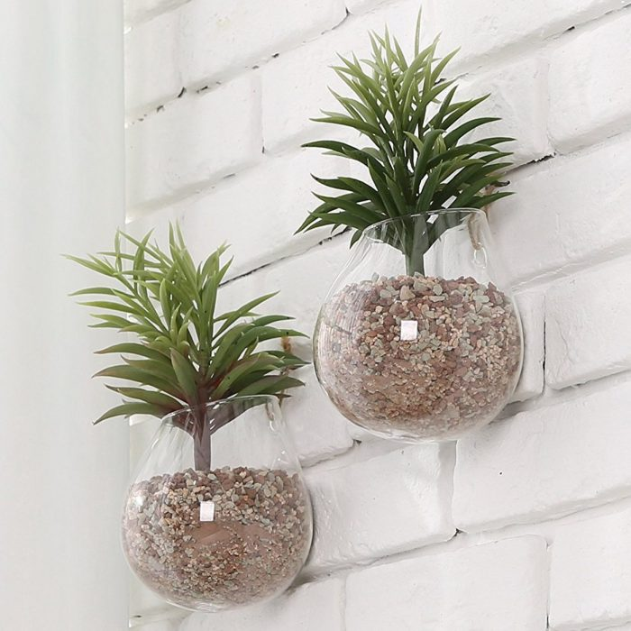 Wall Mounted Hanging Planters