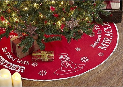 Wonderment Christmas Tree Skirt