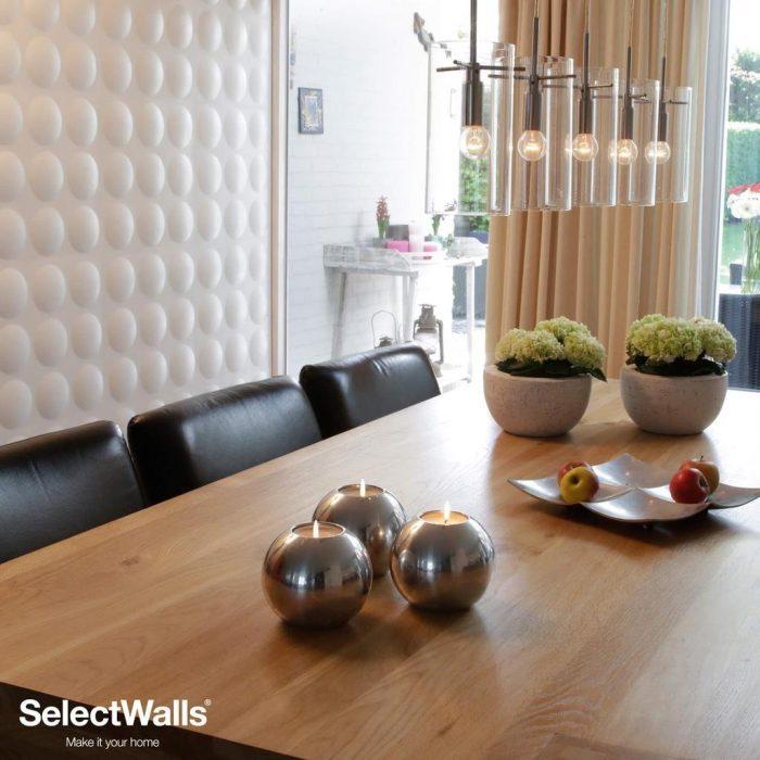Cloe Design Wood Wall Panel
