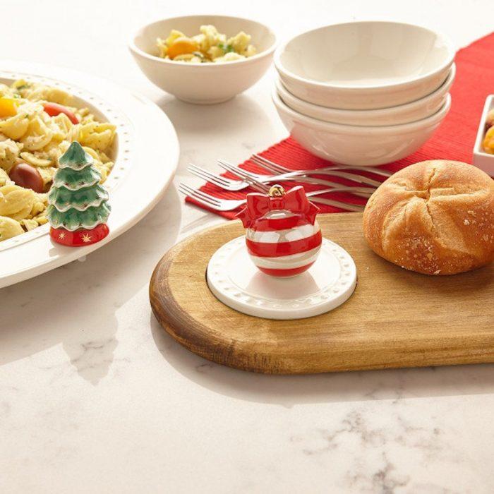 Elegant Christmas Mini Ornaments