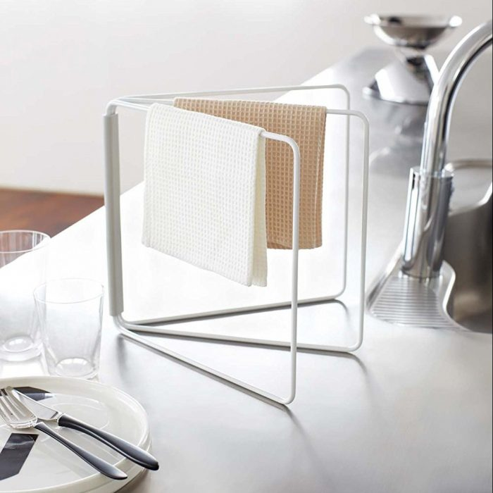 Folding Dishcloth Hanger