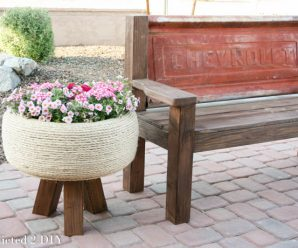 22 Ways to Recycle Old Tires into Something Beautiful
