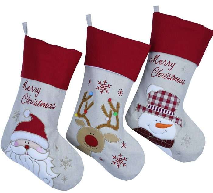 Handcrafted Perfect Christmas Stockings