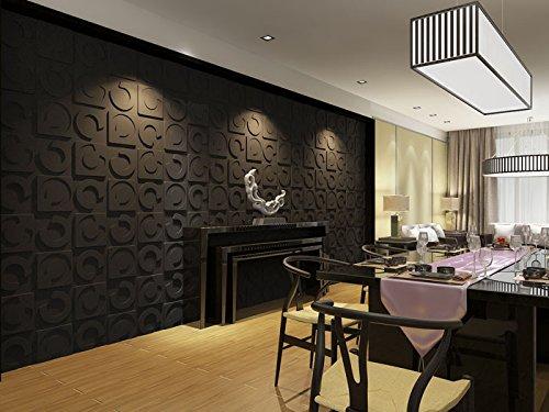 Horseshoe 3D Wall Panel