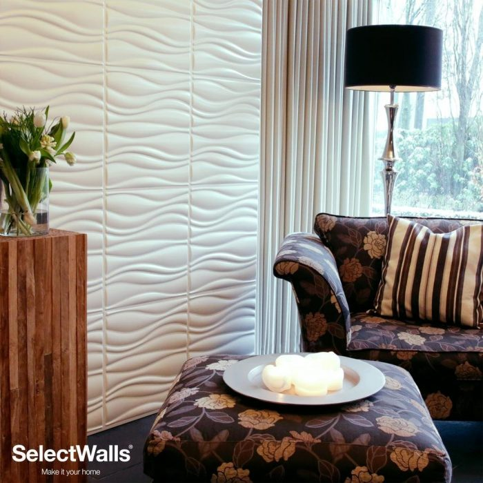 Interior Decorative Wood Wall Panel