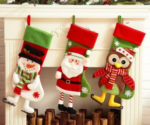 Most Attractive Christmas Stocking Designs