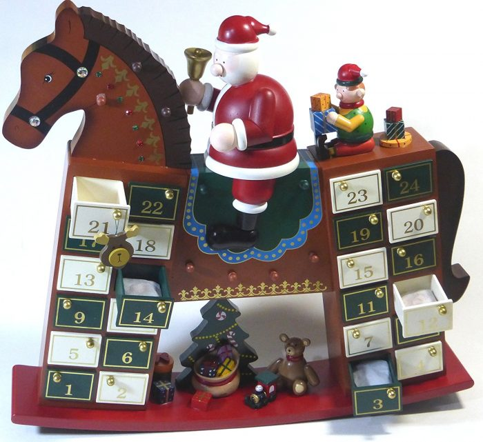 Rocking Horse Advent Calendar