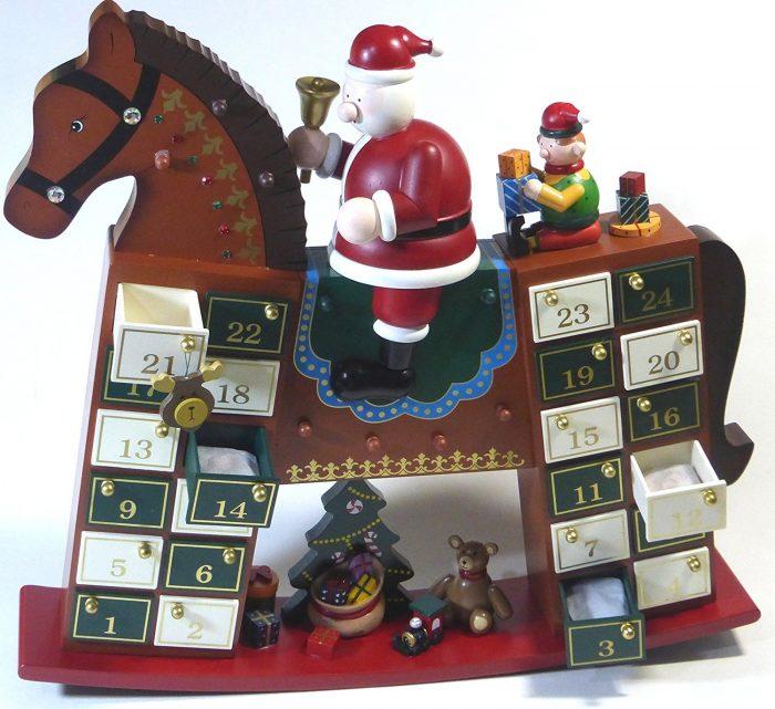 Rocking Horse Advent Calendar