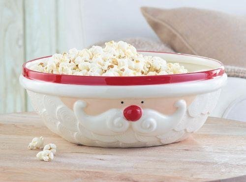Santa Clause Serving Bowl