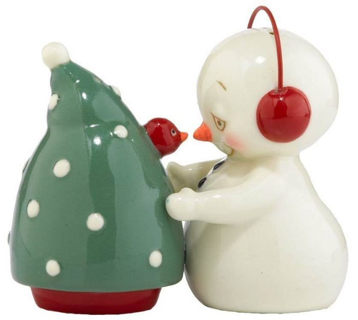 Snowpinion Salt and Pepper Set