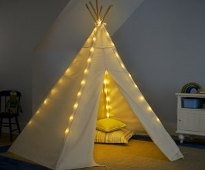 23 Beautiful Kids Teepee Tents for Great Indoor Playhouse