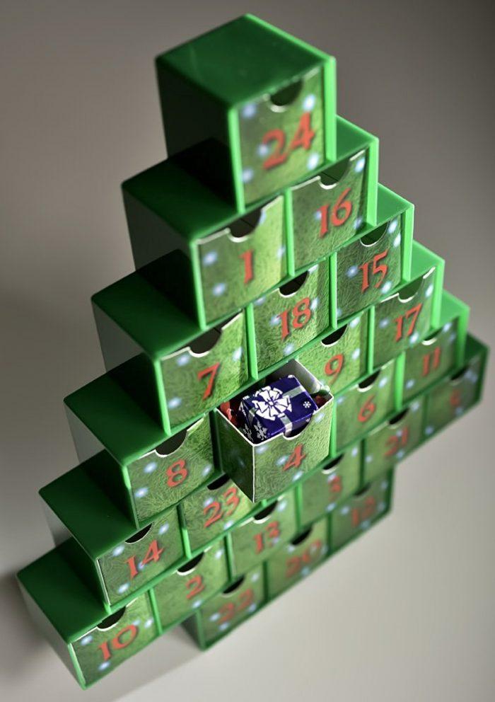 Treasure Box Advent Calendar