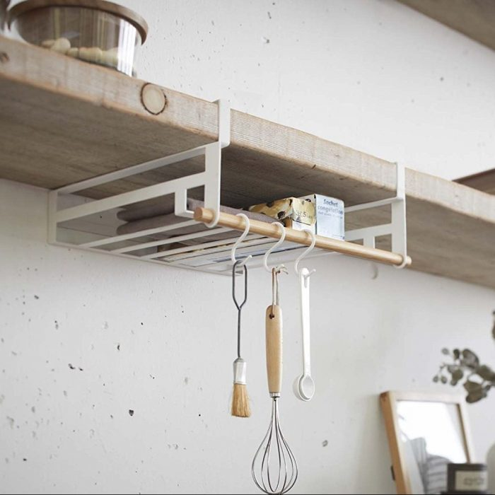 Under Shelf Storage Rack