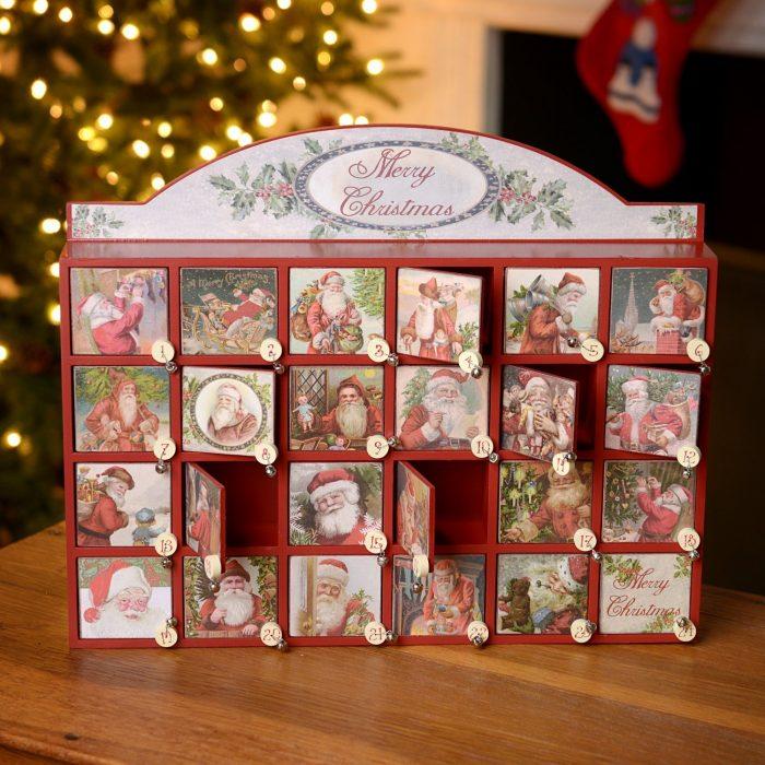 Wall Mount Advent Calendar