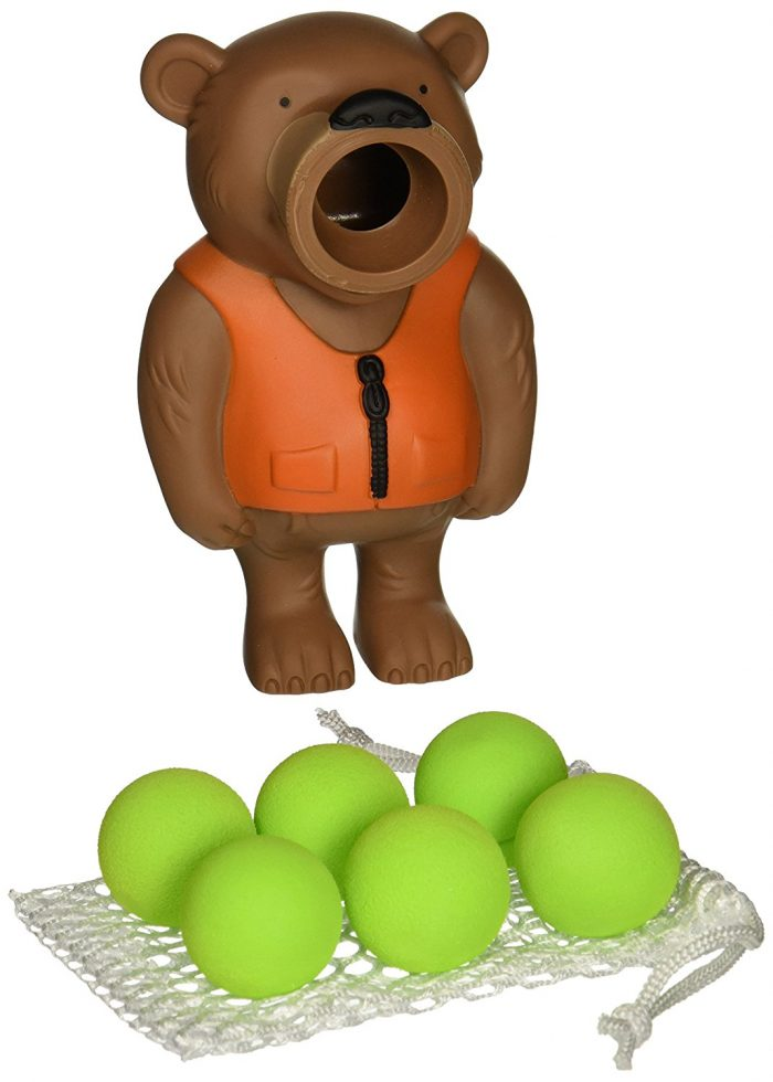 Brown Bear Popper Toy
