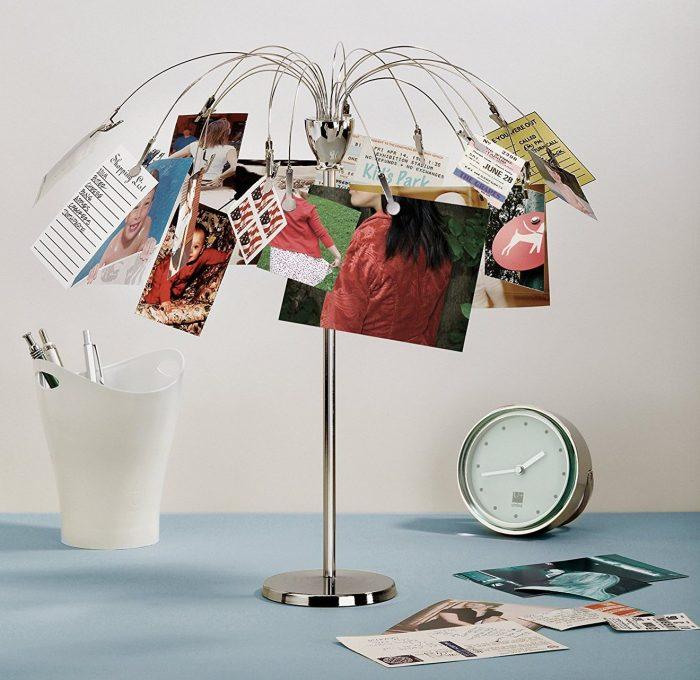 Creative Design Desktop Photo Holder