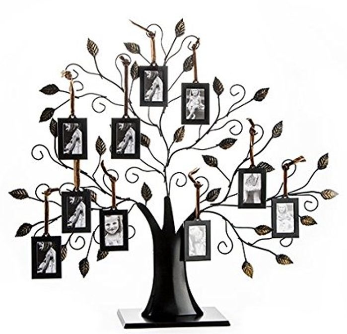 Family Tree Hanging Picture Frames