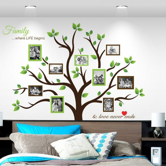 Large Family Tree Album Gallery