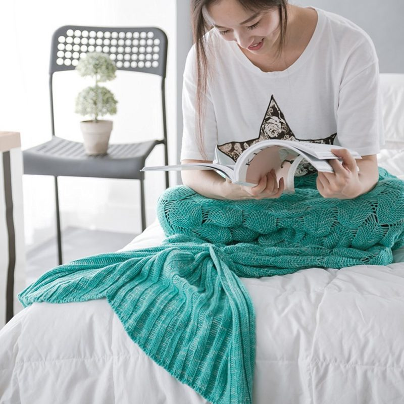 Mermaid Sleeping Blanket