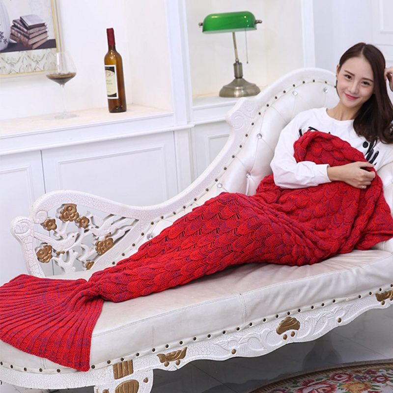 Mermaid Tail Sleeping Bag
