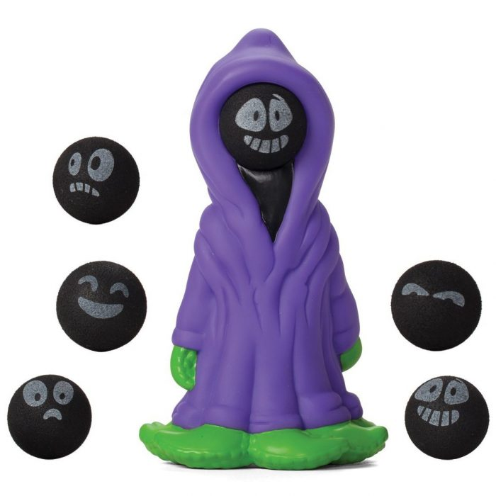 Monster Popper Toy With Black Ballls