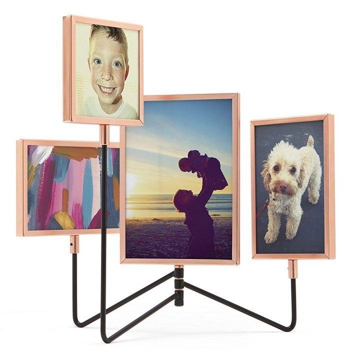 Orbita Pivoting Photo Frame
