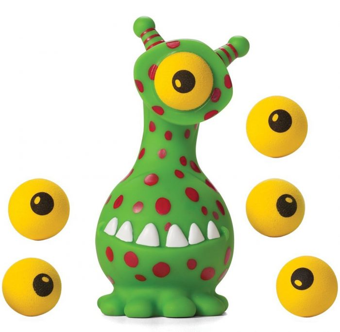 Scary Monster Opto Popper Toy