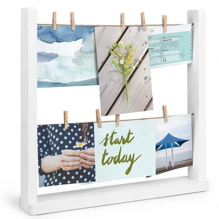 Traditional Hangit Desk Photo Frame