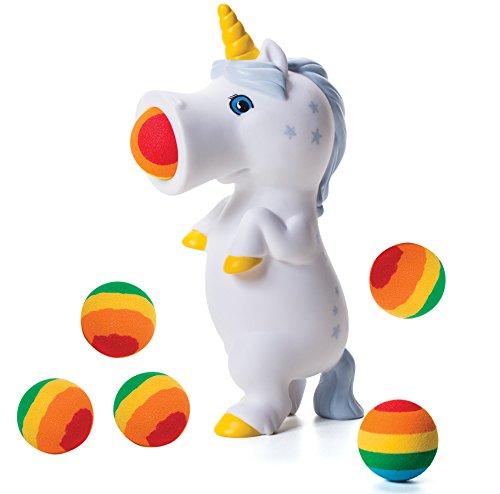 White Sunshine Popper Toy