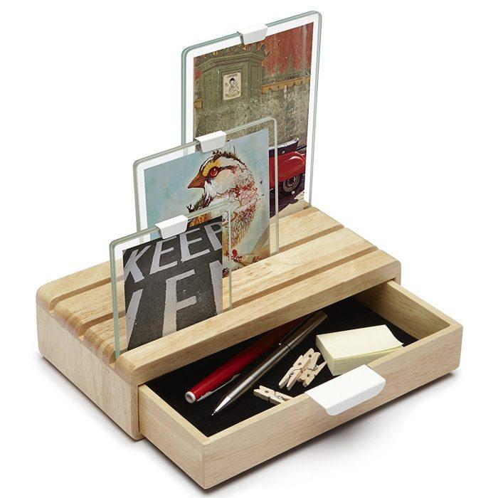 Wood Slider Photo Display