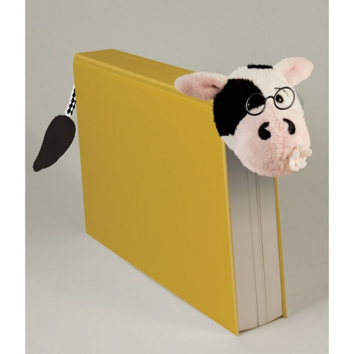 Cow and Tail Bookmark