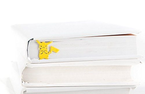 Unique Design Pokemon Bookmark