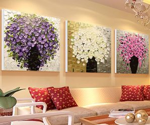 Royal Wall Decoration - Hand Painted Paintings